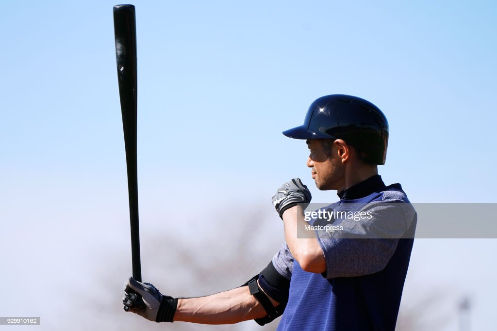 Seattle Mariners Spring Training : ニュース写真
