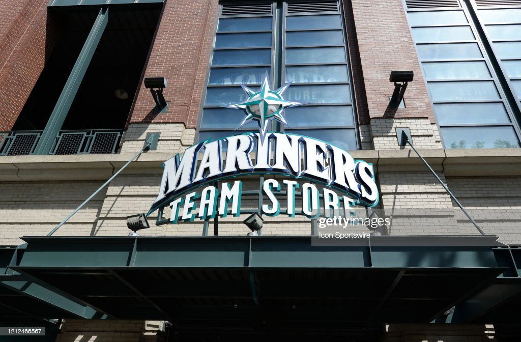 Seattle Mariners Team Store Inside T Mobile Park Continues To Be