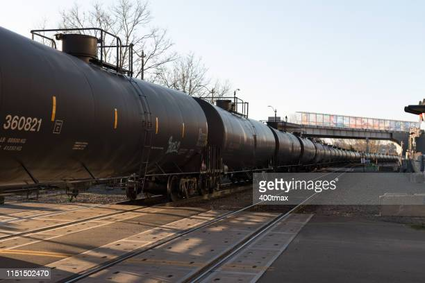 seattle - railroad car stock pictures, royalty-free photos & images