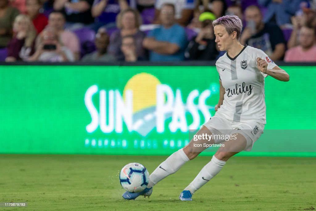 SOCCER: OCT 12 NWSL - Reign FC at Orlando Pride : News Photo
