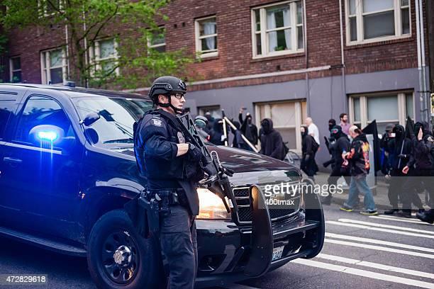 Seattle Riot