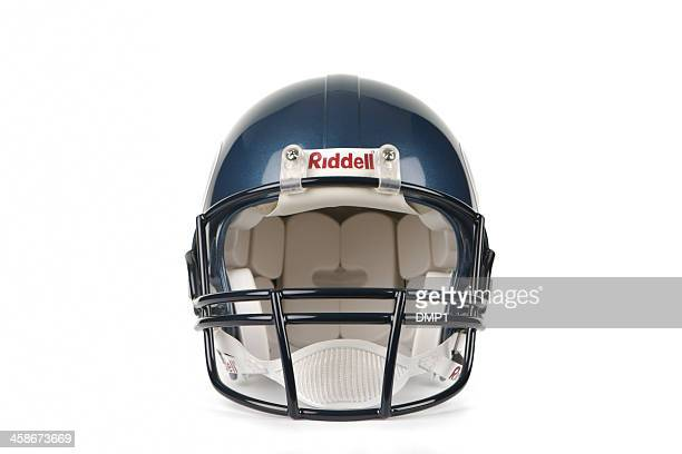Seattle Seahawks American Football helmet on a white background