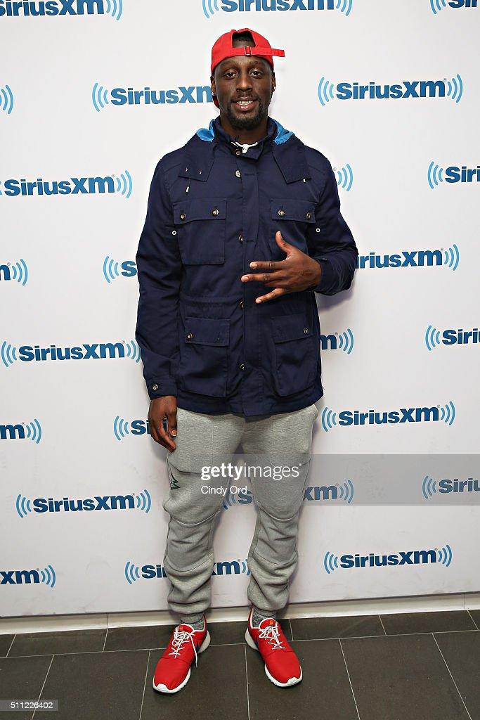 Celebrities Visit SiriusXM Studios - February 18, 2016