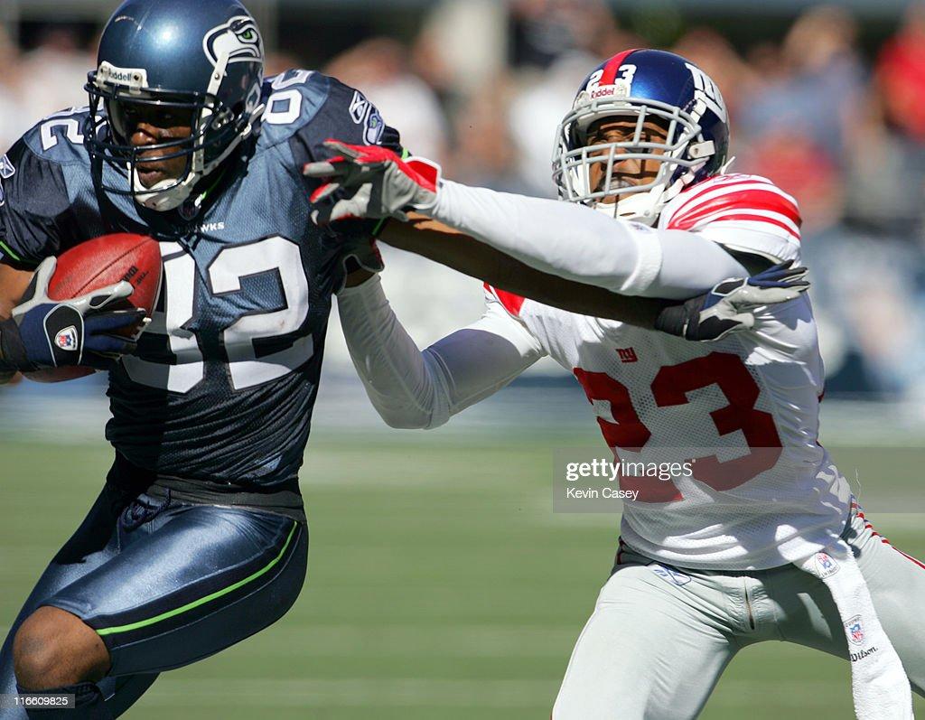 New York Giants vs Seattle Seahawks - September 24, 2006