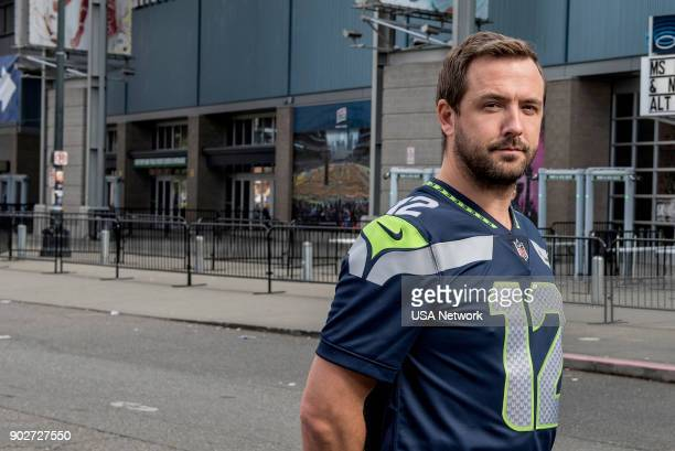 FANATIC 'Seattle Seahawks' Episode 104 Pictured Darren McMullen