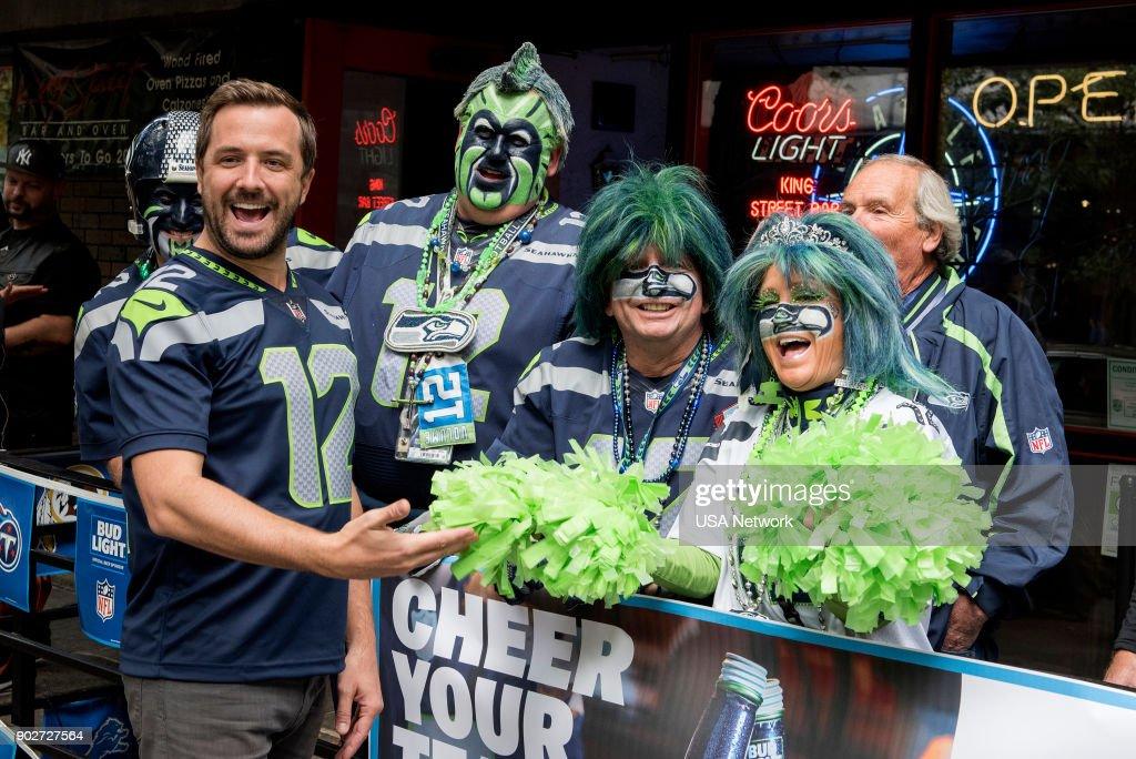 FANATIC -- 'Seattle Seahawks' Episode 104 -- Pictured: Darren McMullen --