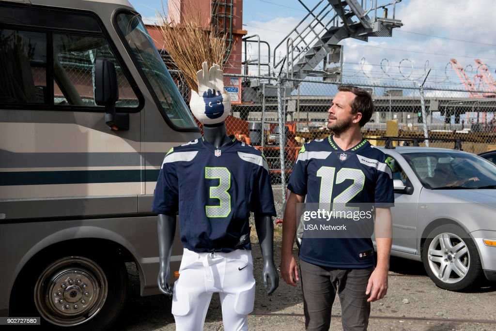 FANATIC -- 'Seattle Seahawks' Episode 104 -- Pictured: Darren McMullen --