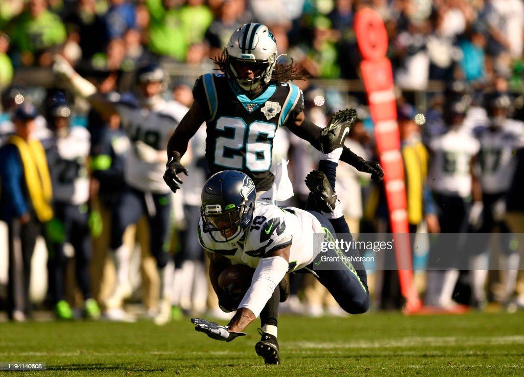 Seattle Seahawks vCarolina Panthers : News Photo