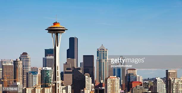 Panorama de Seattle