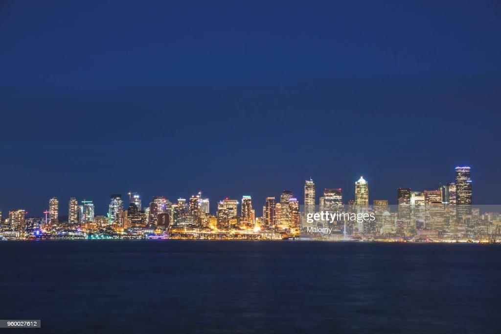 Seattle Skyline, USA, Washington, Seattle : Stock-Foto