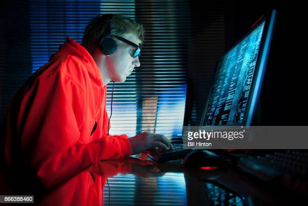 seattle software coder - inventor stock pictures, royalty-free photos & images