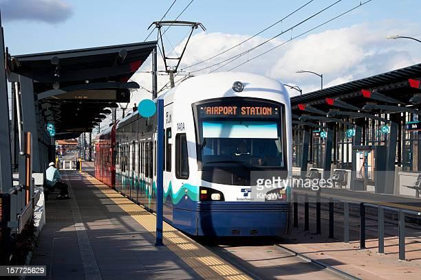 Seattle sound transit light rail system