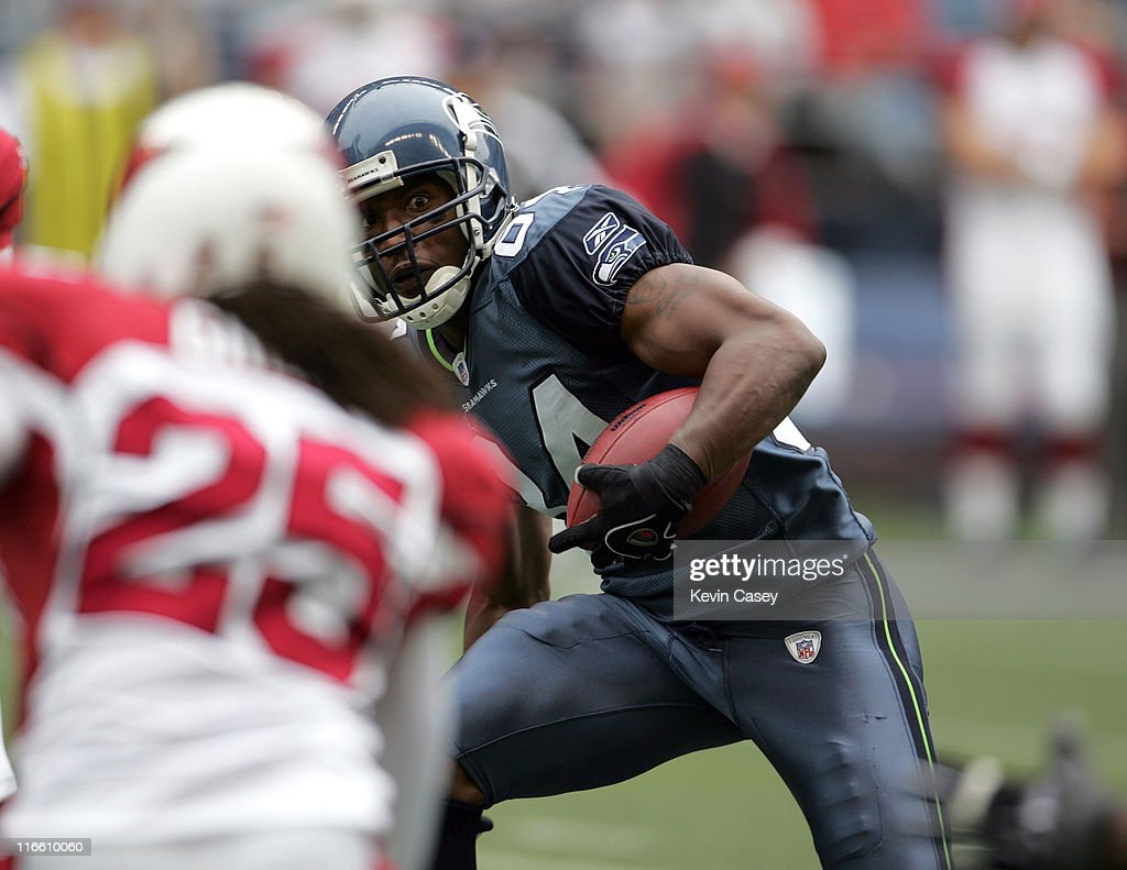 Arizona Cardinals vs Seattle Seahawks - September 17, 2006