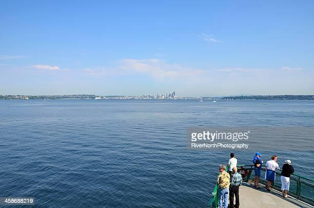 Seattle-Winslow traghetto, Seattle, Washington