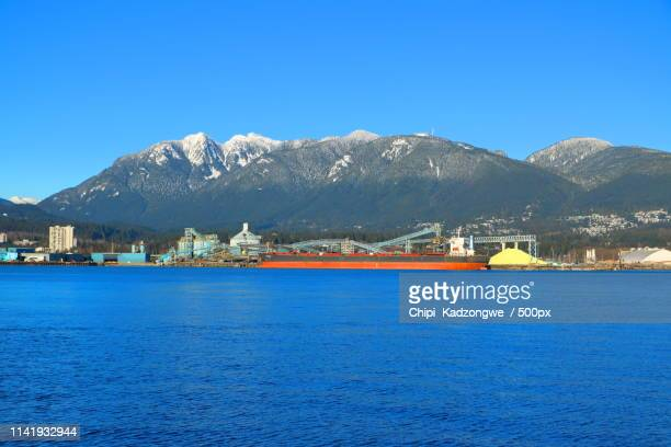 seawall, vancouver - seawall stock pictures, royalty-free photos & images