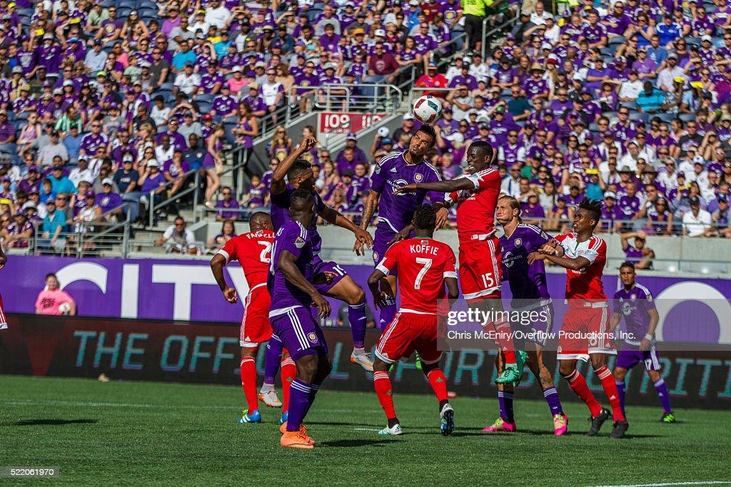 New England Revolution V Orlando City SC : News Photo