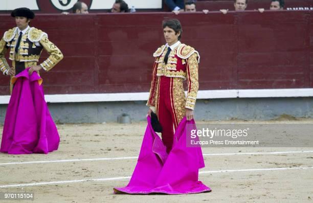 Sebastia Castella during San Isidro Fair at Las Ventas bullring on June 1 2018 in Madrid Spain