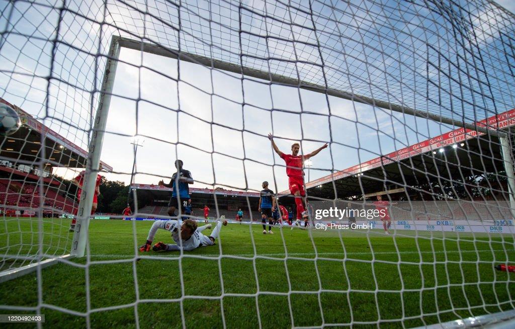 FC Union Berlin v SC Paderborn 07 - Bundesliga : News Photo