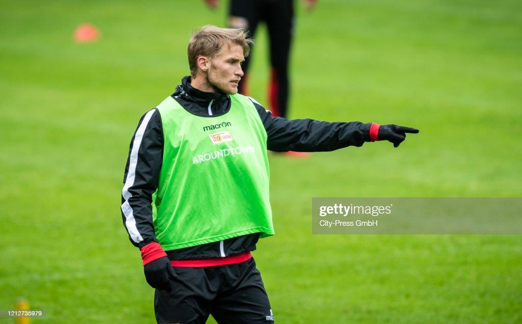 FC Union Berlin training camp - day 4 : News Photo
