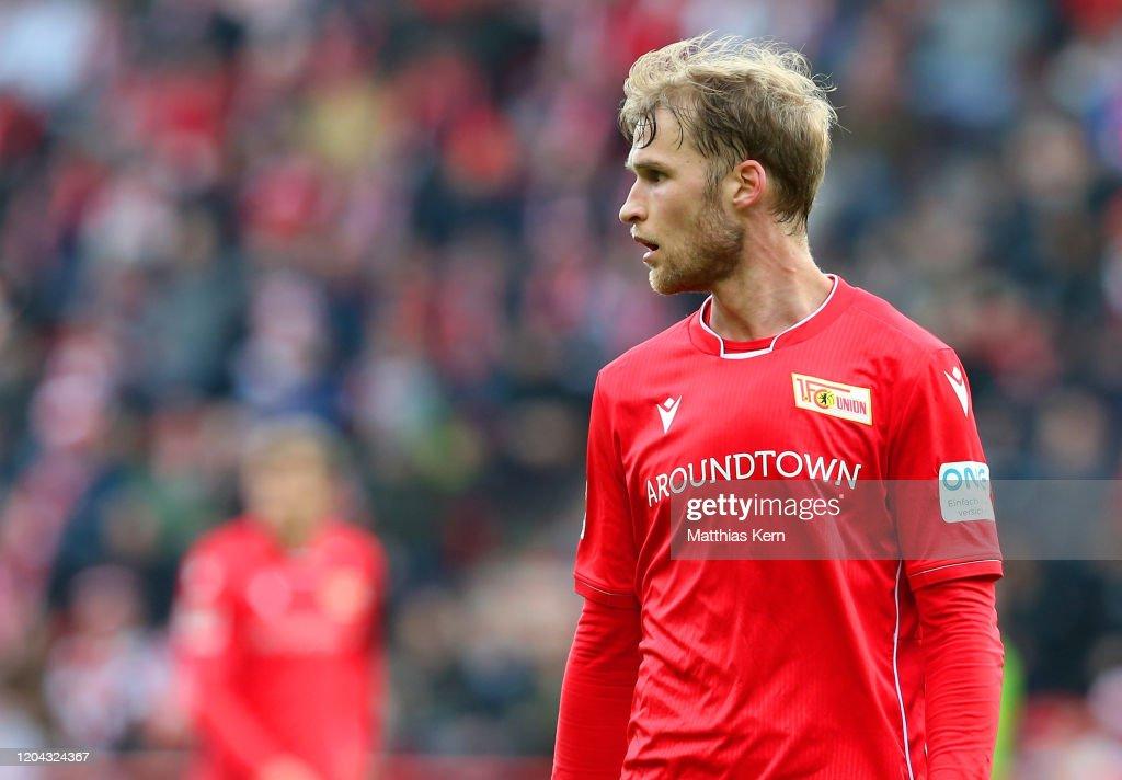 1. FC Union Berlin v VfL Wolfsburg - Bundesliga : News Photo