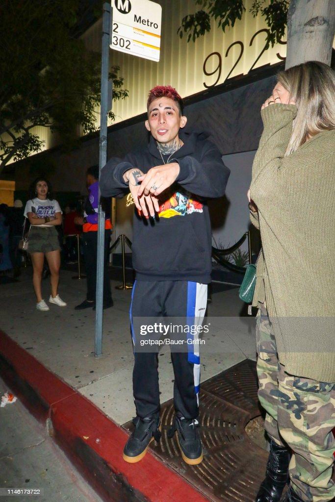 CA: Celebrity Sightings In Los Angeles - May 25, 2019