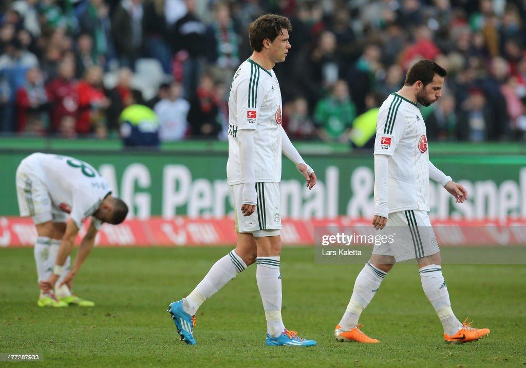 Hannover 96 v Bayer Leverkusen - Bundesliga