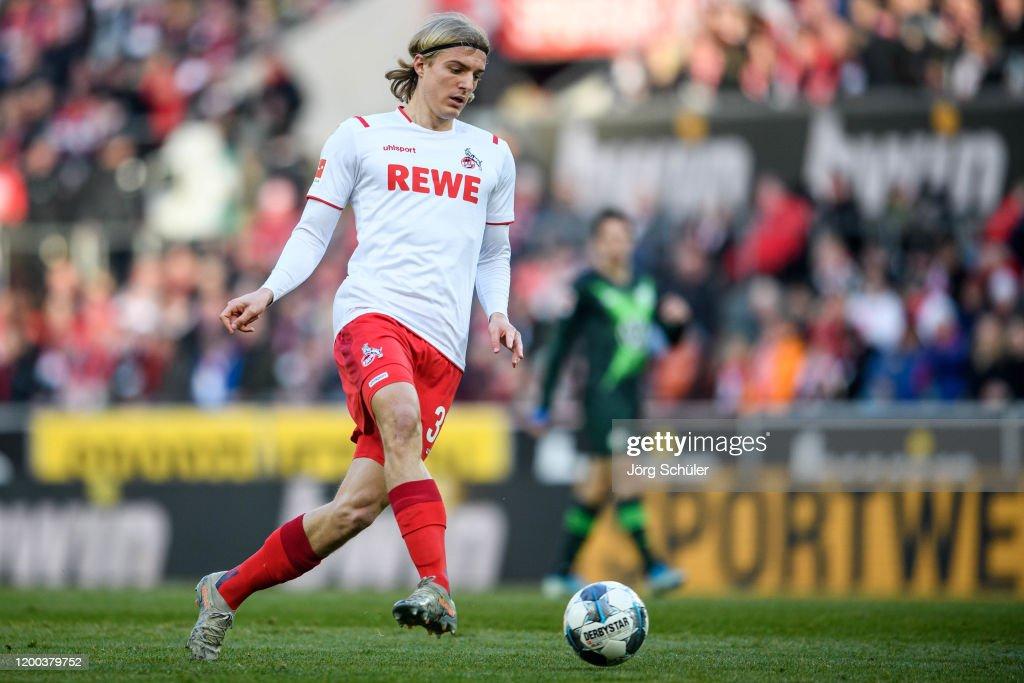 1. FC Koeln v VfL Wolfsburg - Bundesliga : News Photo