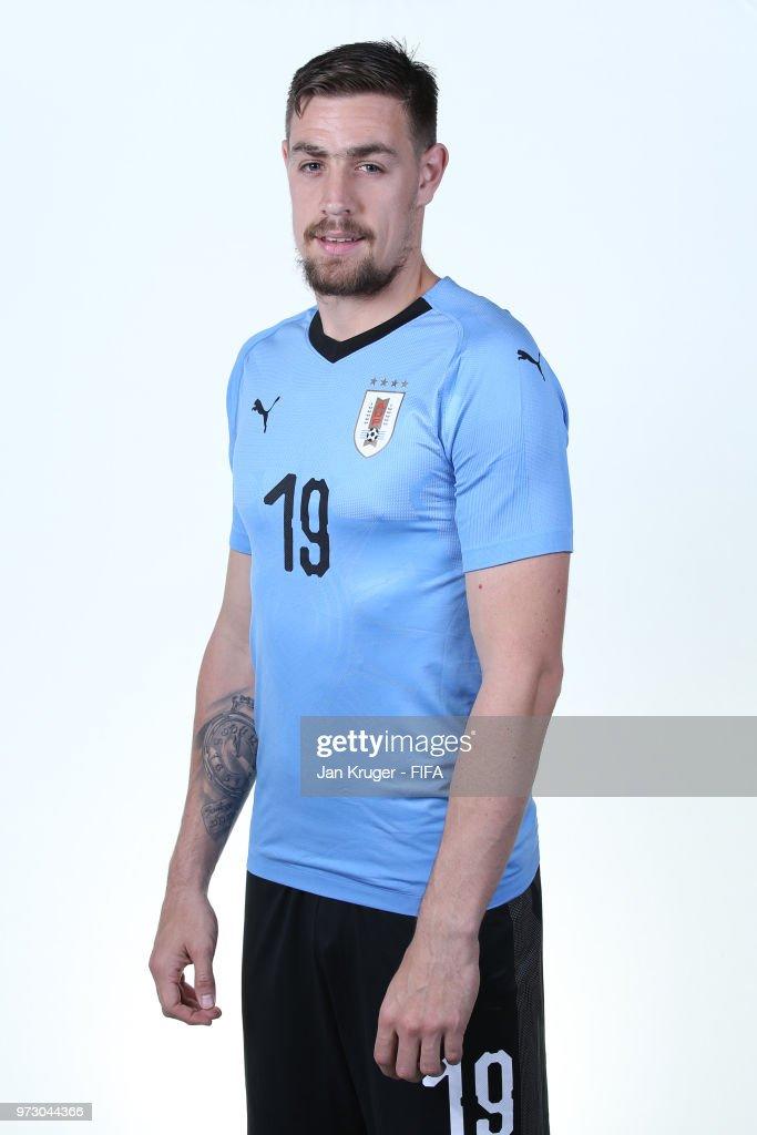 Uruguay Portraits - 2018 FIFA World Cup Russia : News Photo