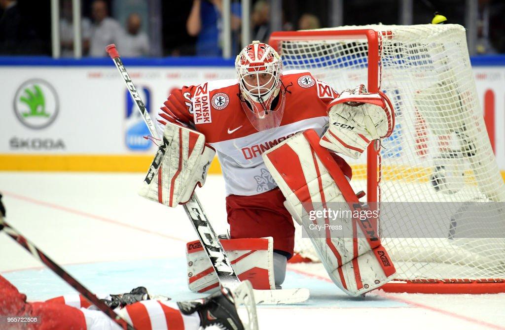 Canada v Denmark - IIHF World Championship 2018 : News Photo