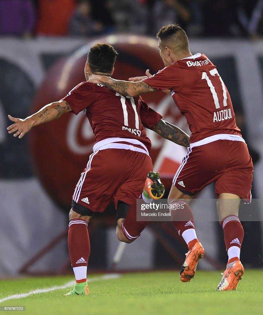 River Plate v Temperley - Torneo Primera Division 2016/2017