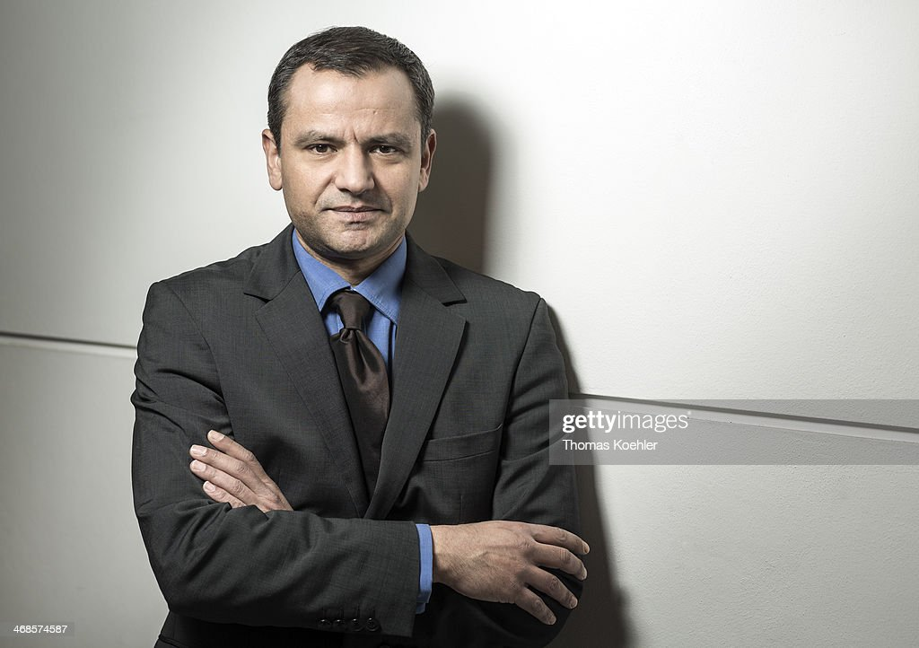 Sebastian Edathy poses for a photograph on February 19, 2013 in Berlin, Germany.