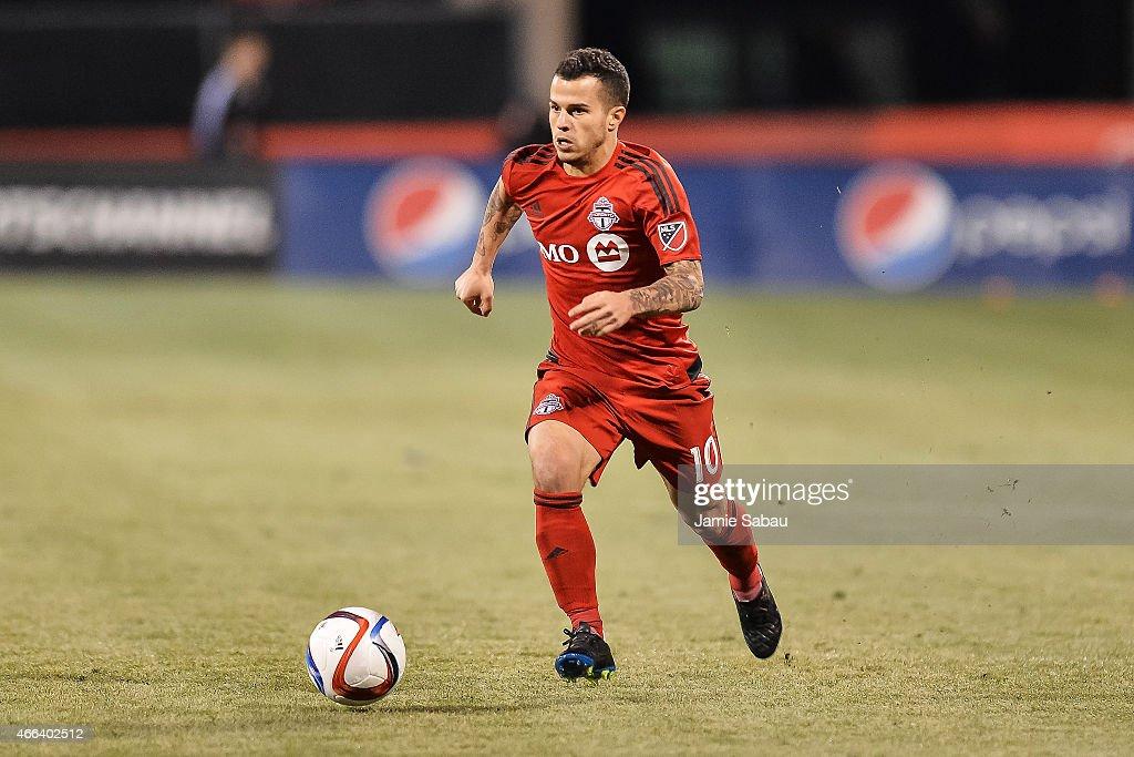 Toronto FC v Columbus Crew SC : News Photo
