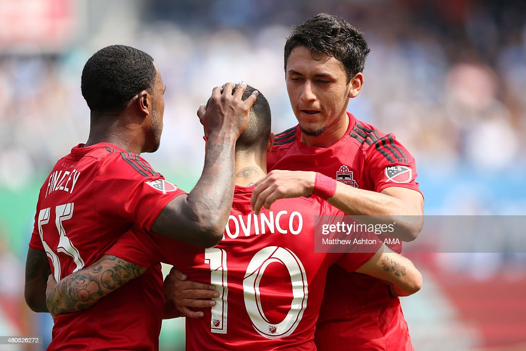 Toronto FC v New York City FC : News Photo