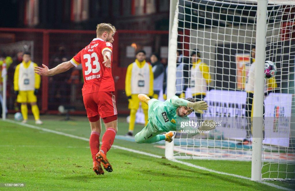 BUNDESLIGA - Union Berlin v Borussia Dortmund : Nyhetsfoto