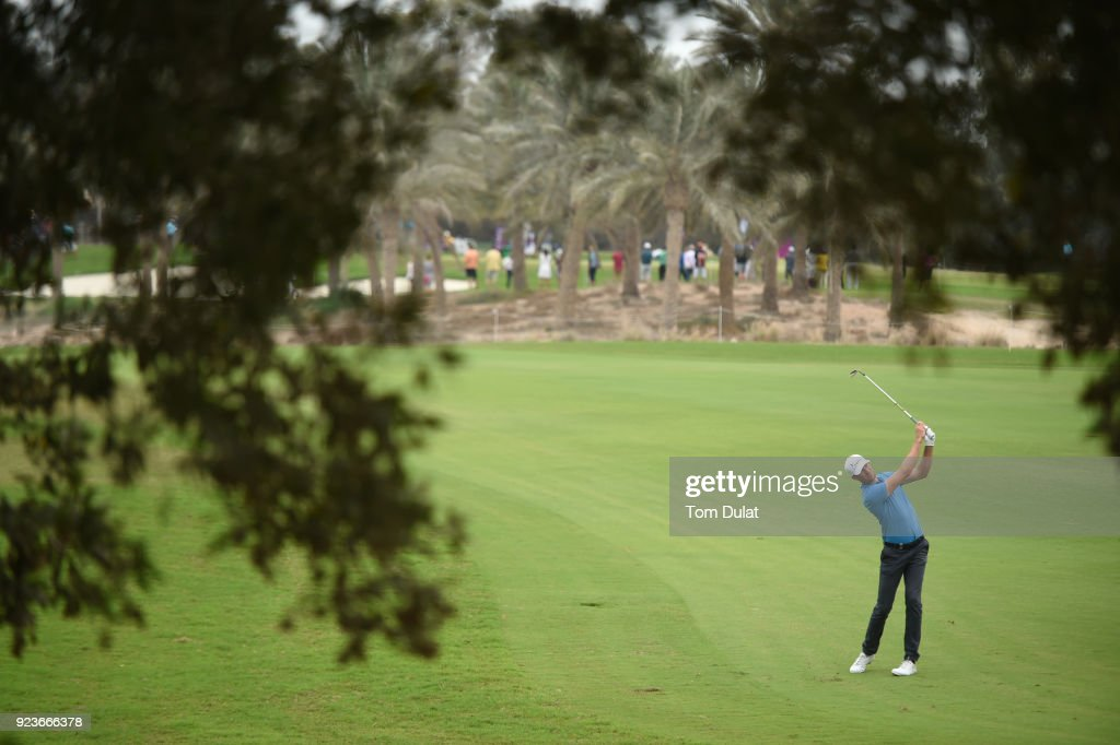 Commercial Bank Qatar Masters - Day Three