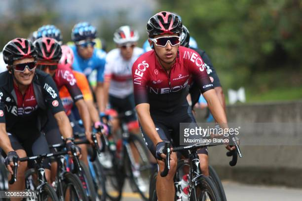 Sebastian Henao Gomez of Colombia and Team INEOS / during the 3rd Tour of Colombia 2020, Stage 5 a 180,5km stage from Paipa to Zipaquirá /...
