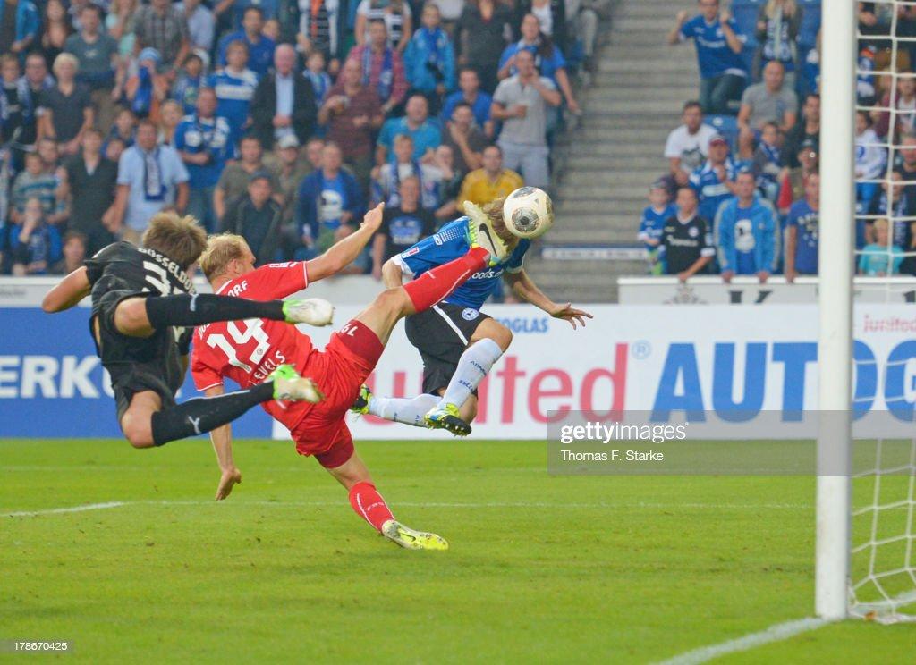 Arminia Bielefeld v Fortuna Duesseldorf - Second Bundesliga