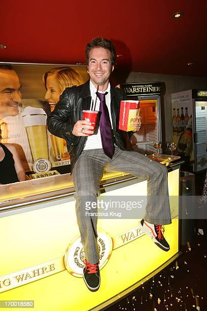 Sebastian Hoffner at Premiere Of 'The Fisherman And His Wife' In Mathäser cinema in Munich