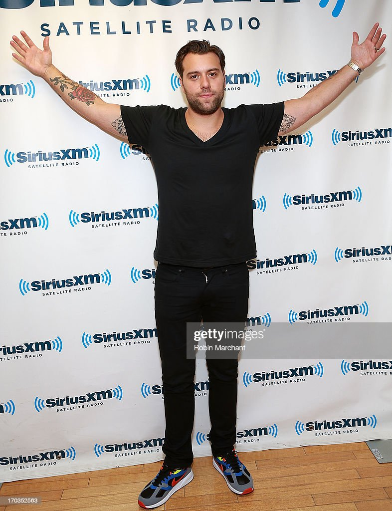 Celebrities Visit SiriusXM Studios - June 11, 2013