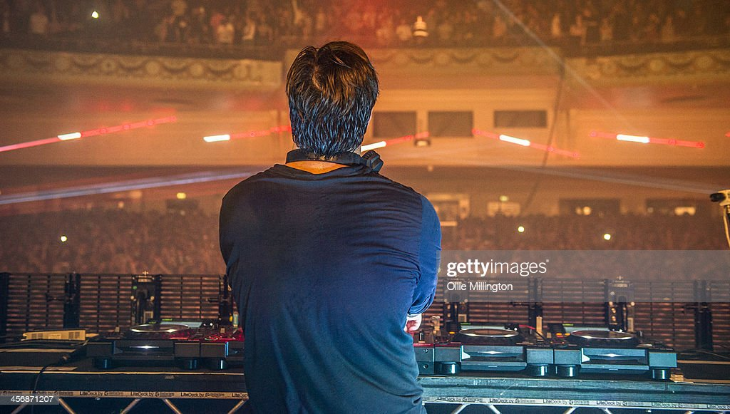 Sebastian Ingrosso Performs At Brixton Academy
