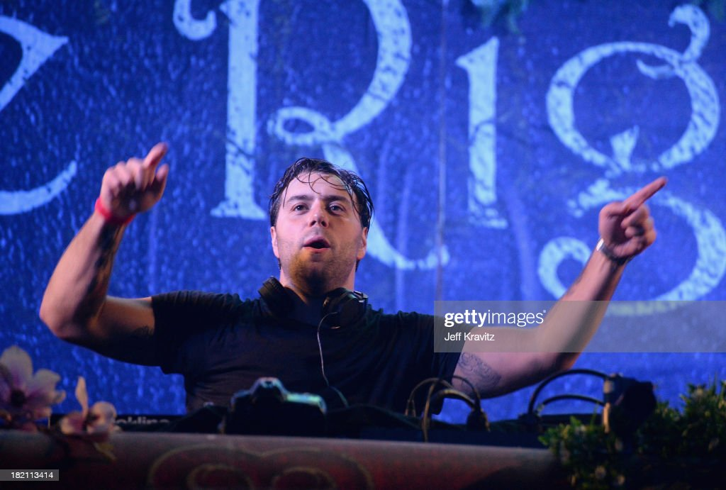 TomorrowWorld Electronic Music Festival - Day 1 - Show
