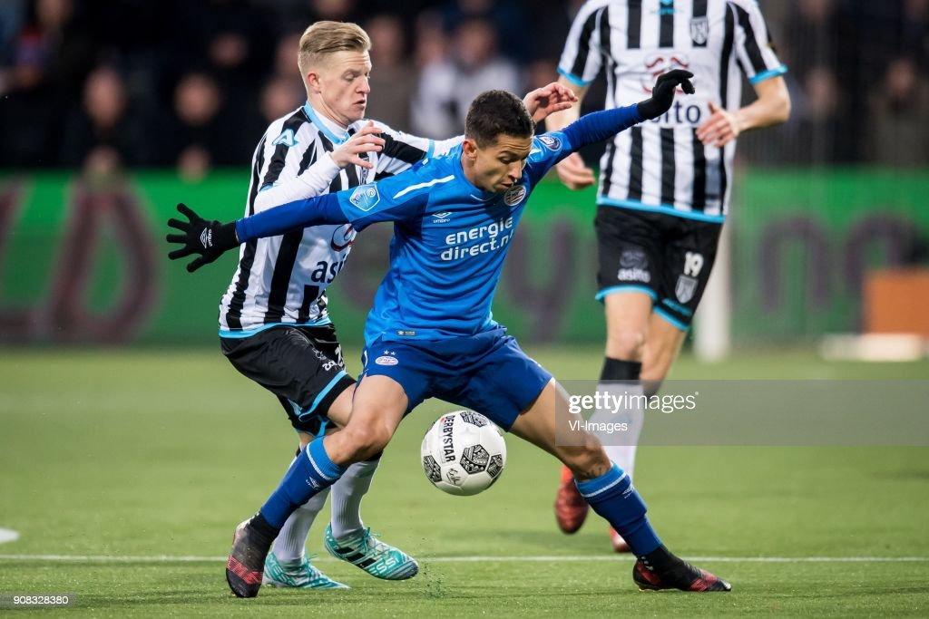 Heracles v PSV - Eredivisie