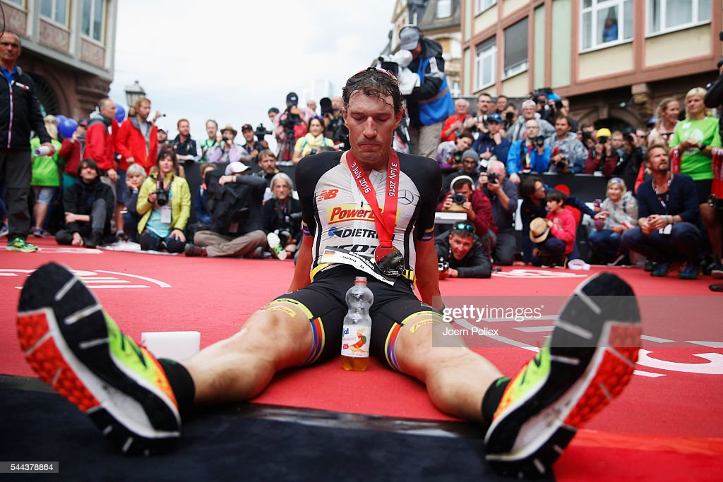 Ironman European Championships Race Day : News Photo