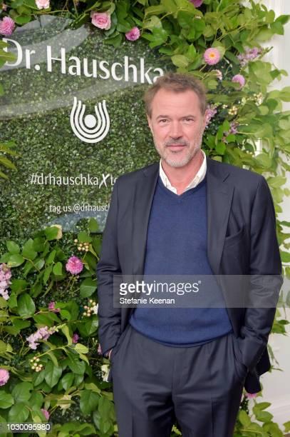 Sebastian Koch attends German Films X Dr Hauschka Reception at the 43rd Toronto International Film Festival on September 9 2018 in Toronto Canada