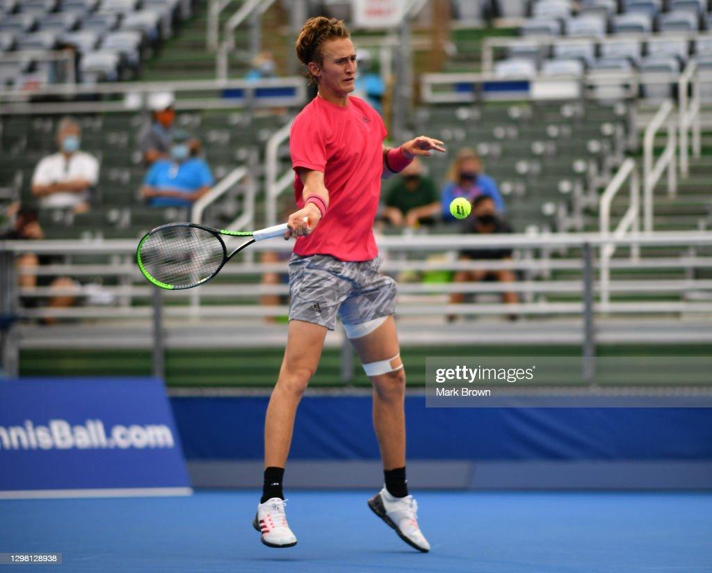 Delray Beach Open - Finals : News Photo