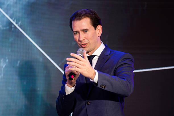 AUT: Austria's Chancellor Kurz Inaugurates New Infineon Technologies AG Plant