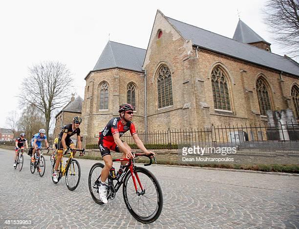 Sebastian Lander of Denmark Jacobus Venter of South Africa Frederik Veuchelen of Belgium and Marcel Aregger of Switzerland compete during the...