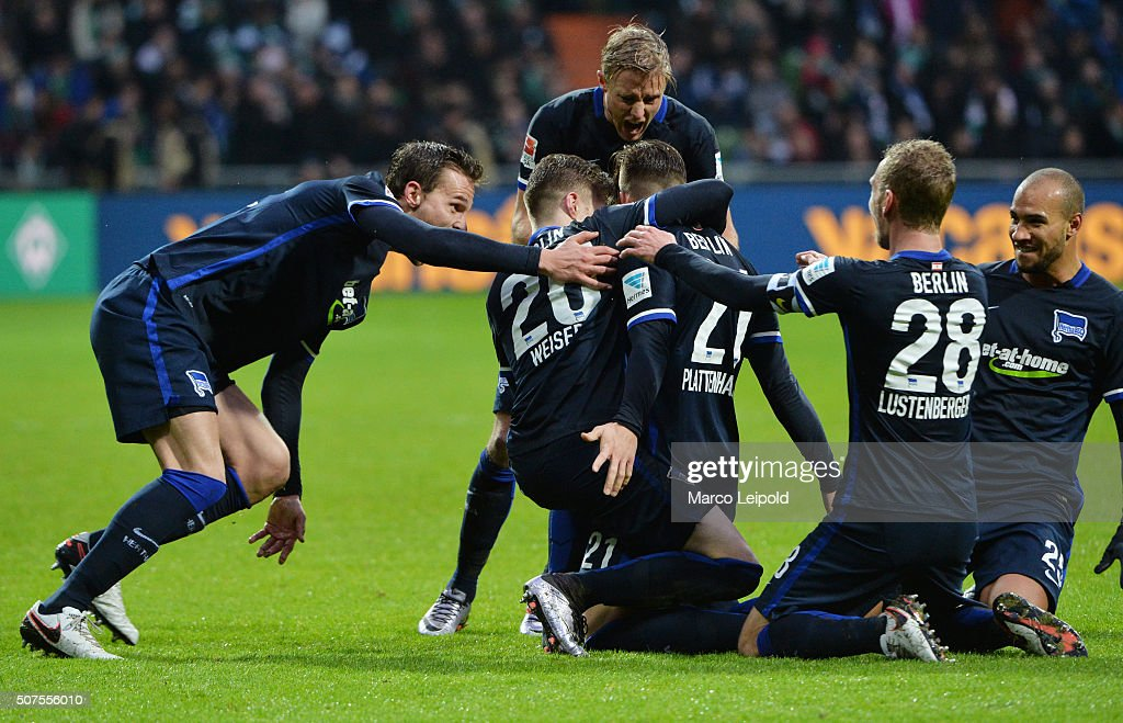 Werder Bremen v Hertha BSC - Bundesliga