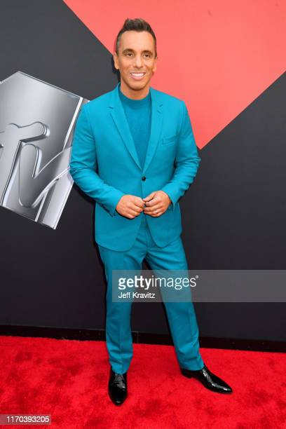 Sebastian Maniscalco attends the 2019 MTV Video Music Awards at Prudential Center on August 26 2019 in Newark New Jersey