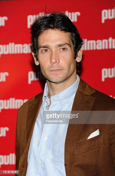 Sebastian Palomo Danko attends the launch of 'Viajes Ocio Placer' Pullmantur's Magazine at Oui on March 31 2011 in Madrid Spain